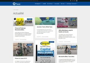 Actualité Val de Loire Vélo